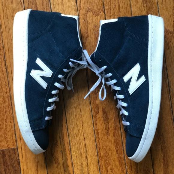 9d72c23cf4cb New Balance Shoes | For Jcrew 891 Hightop Sneakers | Poshmark